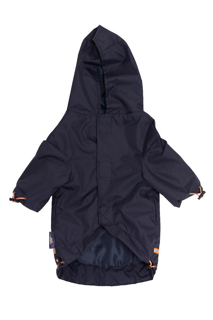Куртка-дождевик для собак Noble Pet Moss M Синяя (M4106/M)