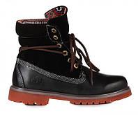 Женские ботинки Timberland Bandits Black W размер 38 (116928-38)