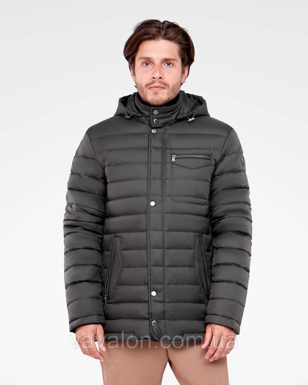 Куртка демисезонная Vavalon KD-197 Khaki