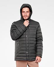 Куртка демисезонная Vavalon KD-197 Khaki, фото 2