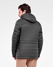 Куртка демисезонная Vavalon KD-197 Khaki, фото 3