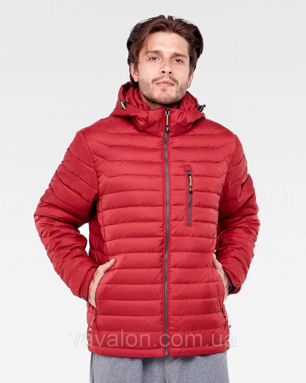 Куртка демисезонная Vavalon KD-908 Terracot