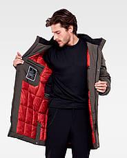Зимняя мужская куртка Vavalon KZ-P909 Khaki, фото 3