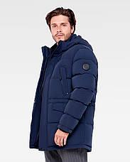 Зимняя мужская куртка Vavalon KZ-P904 navy, фото 2