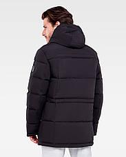 Зимняя мужская куртка Vavalon KZ-P904 Black, фото 3