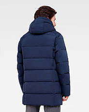 Зимняя мужская куртка Vavalon KZ-P248 navy, фото 3