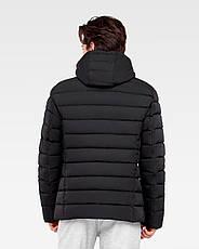 Зимняя мужская куртка Vavalon KZ-P247 Black, фото 3