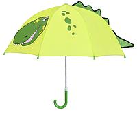 """Детский зонтик 3D ушки """"Динозавр"""""""