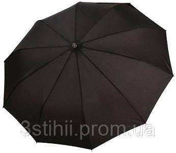 Зонт складной Doppler 10 спиц 74867FG-1 автомат Черный