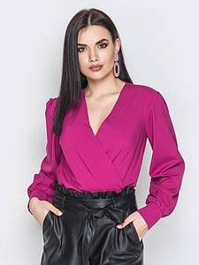 Блуза Angelina малиновый 000739 #O/V