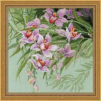 """Набор для вышивания """"Тропические орхидеи"""""""