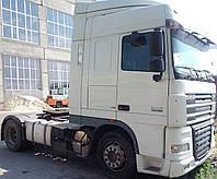Розбирання вантажівок DAF XF 95, XF 105 (даф хф). Б/У запчастини на DAF (кабіна)