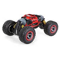 Радиоуправляемая машина Leopard King Red Small перевертыш Красный (hub_TxhE28157)