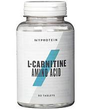 MyProtein L-carnitine 90 tab