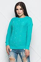 Свитер Jemchugsweater-1 Мята 000393 #O/V