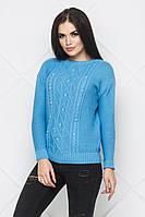 Свитер Jemchugsweater-1 Голубой 000391 #O/V