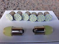 Комлект светодиодных ламп на задние фонари ВАЗ (8 штук)