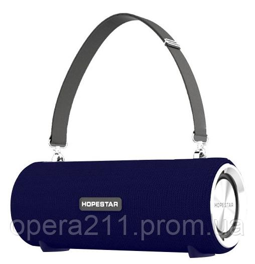 Портативная колонка HOPESTAR H39 (BLUE)