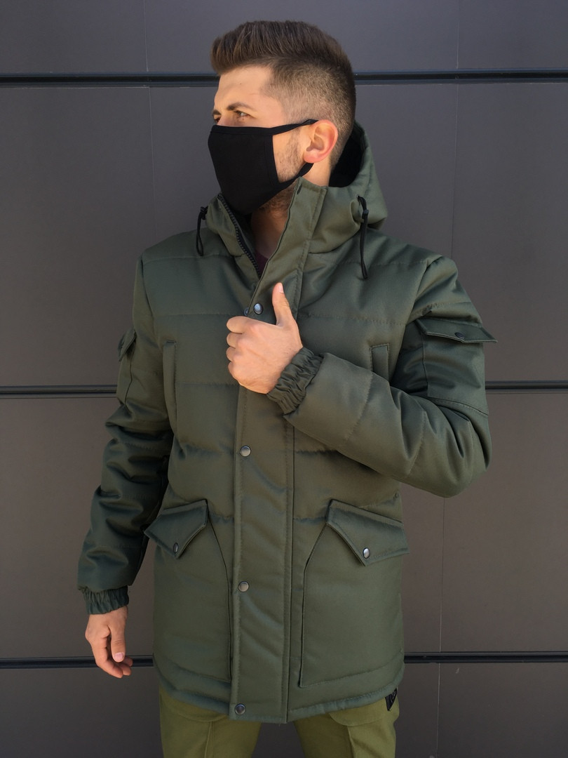 Куртка мужская  зимняя (парка). Куртка чоловіча.ТОП КАЧЕСТВО!!!