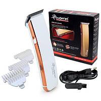 Машинка для стрижки волос Gemei GM-6048 набор для стрижки 3 насадки эргономичная ручка