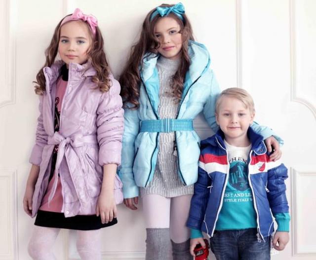Детские демисезонные куртки, пальто, плащи и ветровки
