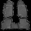 Коврики в салон Fiat Grande Punto (06-) (полимерные) L.Locker