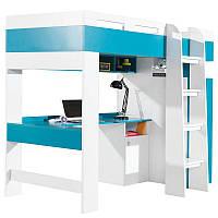 Двухъярусная кровать Mobi Meblar 117х165x205 (MOBI_20) 000167