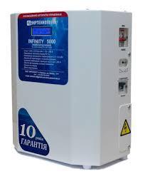 Стабилизатор напряжения Укртехнология НСН-5000 Infinity