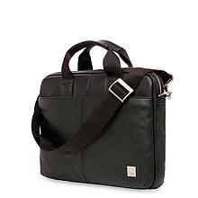 Knomo Stanford Slim сумка для ноутбука 13' Black