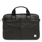 Knomo Stanford Slim сумка для ноутбука 13' Black, фото 3