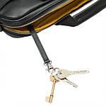 Knomo Stanford Slim сумка для ноутбука 13' Black, фото 4