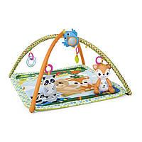 Детский развивающий коврик «Волшебный лес» Chicco 4598, фото 1