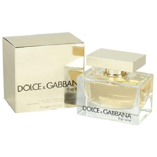 Женские - Dolce&Gabbana the One (edp 75 ml)