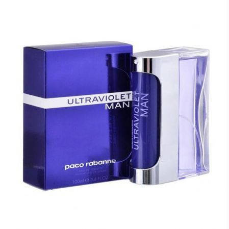Мужские духи Paco Rabanne Ultraviolet For Man edt 100ml, фото 2