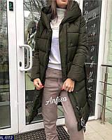 Куртка женская зимняя теплая синтепон размеры 42-44 44-46  Новинка много цветов