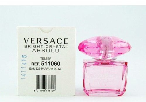 Женские духи Tester - Versace Bright Crystal Absolu  90 ml