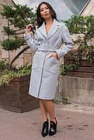 Трендовое пальто из качшемира Флорида 7984, фото 1