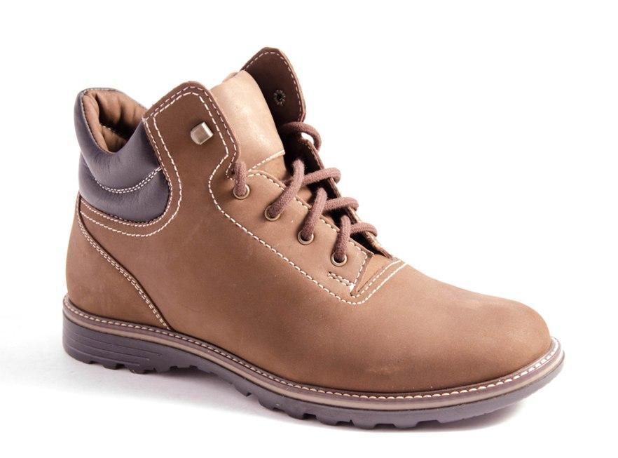 Ботинки мужские коричневые Romani 4540206 р.40-45