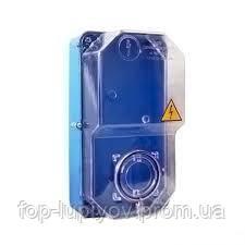 Коробка под счетчик 1ф прозрачная КДЕ-2 IP-54 (электронный счетчик)