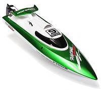 Катер на радиоуправлении Fei Lun FT009 High Speed Boat Зеленый (FL-FT009g)