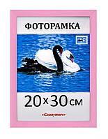 Фоторамка пластиковая 20х30, рамка для фото 2216-69