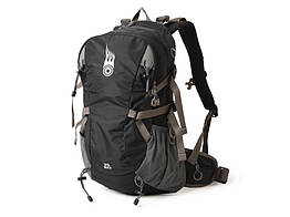 Рюкзак Pentagram 35 L, Каркасна спинка, для туризму, велоспорту та міста Чорний, 35
