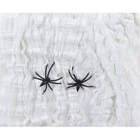Павутина чорна з двома павучками, 40 г, фото 1
