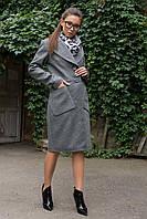Актуальное демисезонное пальто Габриэлла 7805, фото 1