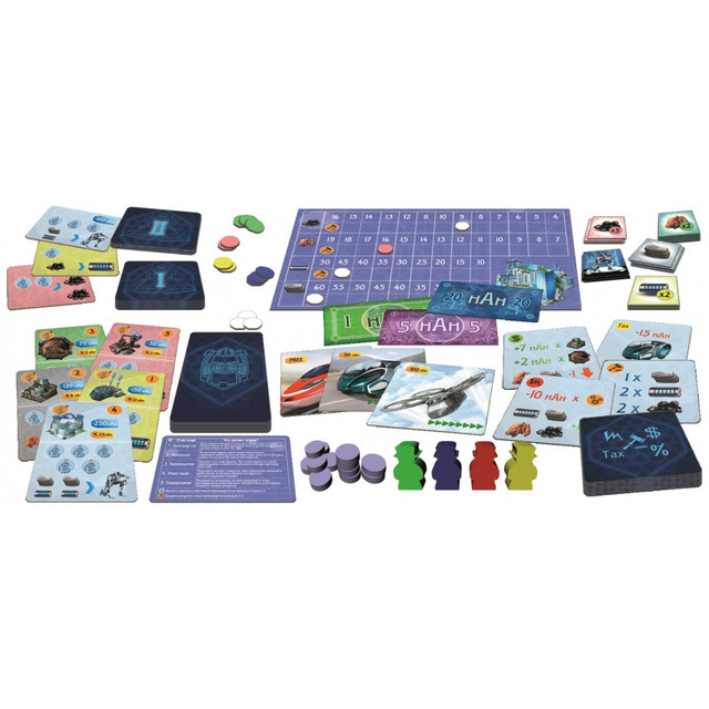 Настільні ігри для дітей і дорослих
