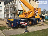 Автокран Liebherr LTM 1055 2005р., фото 4