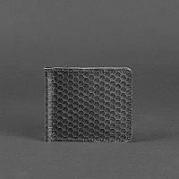 Зажим для купюр BlankNote 1.0 Черный (BN-PM-1-g-karbon)
