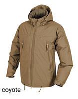 HUSKY TACTICAL WINTER Куртка JACKET - CLIMASHIELD APEX HELIKON-TEX Coyote, XL