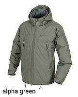 HUSKY TACTICAL WINTER Куртка JACKET - CLIMASHIELD APEX HELIKON-TEX Alpha Green, 3XL