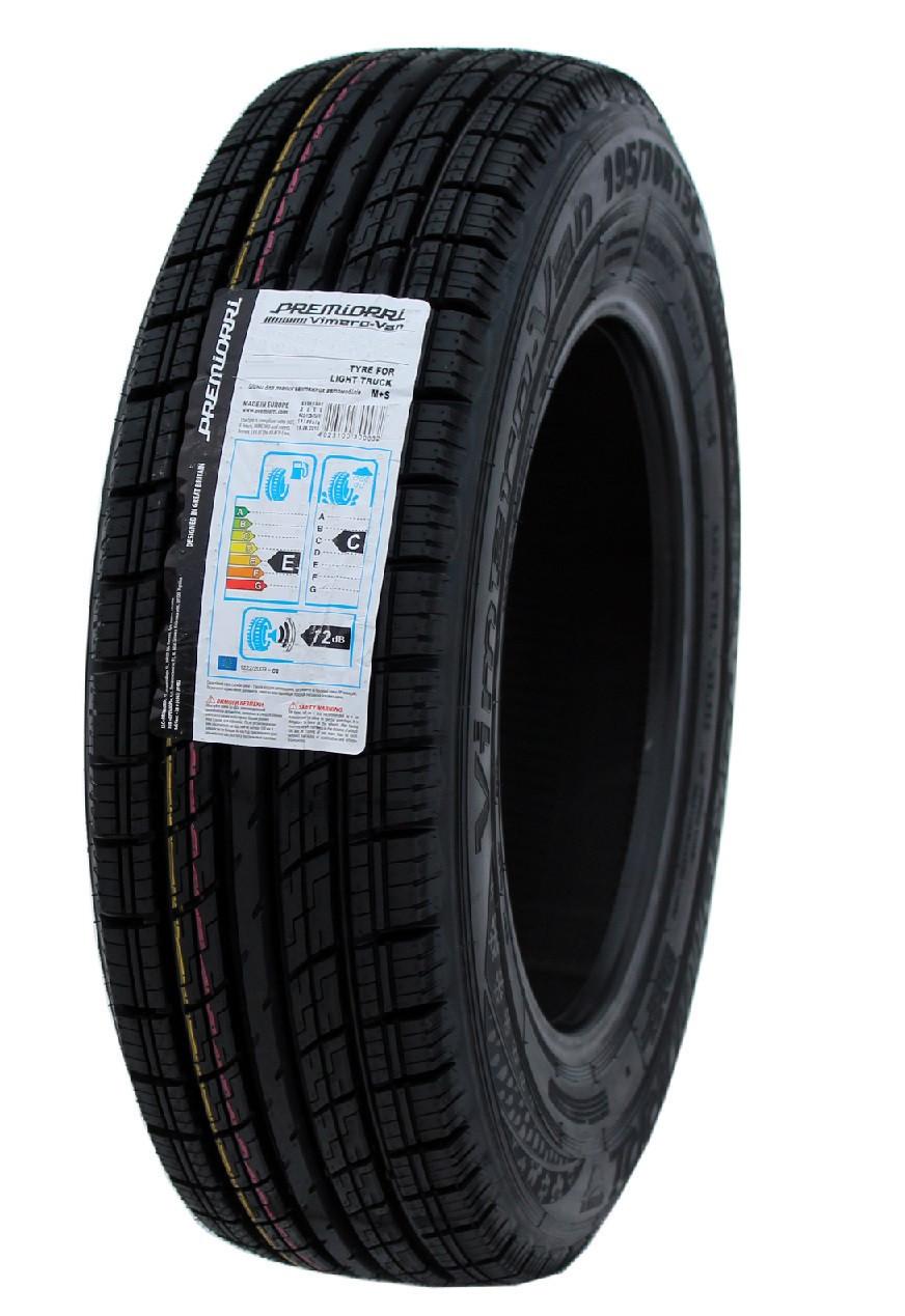 225/75 R 16C Premiorri Vimero-Van всесезонна